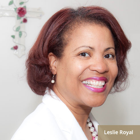 Leslie Royal